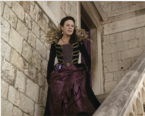 Helen McCrory,  Doctor Who,  Genuine Signed Autograph 10558